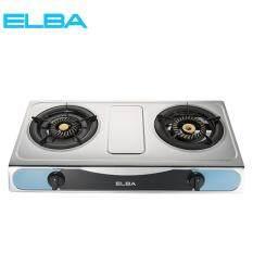 Elba Egs F7112 2 Burner Gas Stove