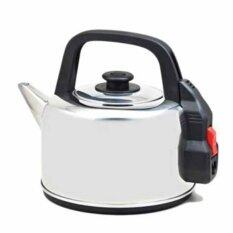 Elba Electric Kettle With Uk Strix ® Thermostat Elb-Eka5011ss By Senheng.
