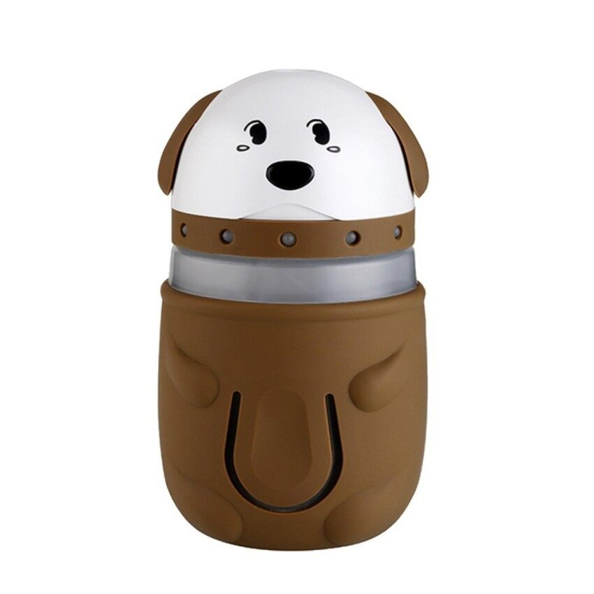 GFW Gasfun Cool Mist Humidifier With Usb, No Noise Zero Radiation High Polymer Funny Puppy