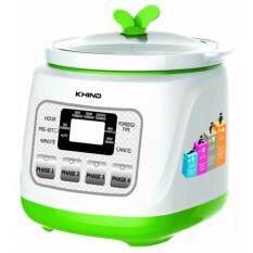Khind Baby Porridge Cooker Bp 12 1.2l By Kcs Resources.