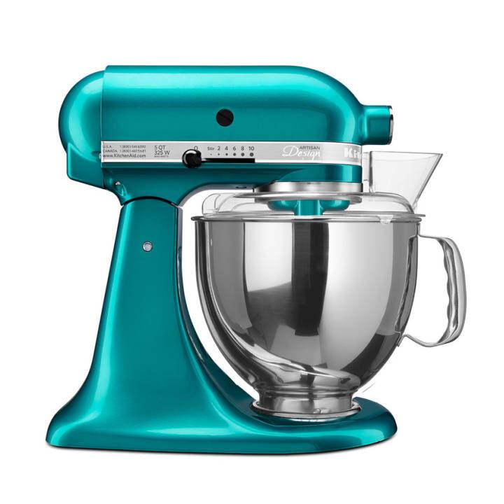 Kitchenaid 5 Ksm150ps Stand Mixer Sea Glass New Color Lazada
