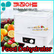 Kitchen Art KitchenArt Korea KCM-2000D Dry Food Dehydrator (White) Image