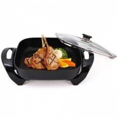 Korean Multi-Function Electric Pan By Yny Mall.