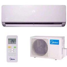 Midea 1.0hp with Ionizer Air Conditioner-R410a (MSK4-09CRN1)