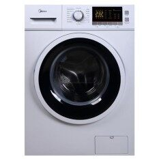 New 2019: Midea Front-Load Washer Dryer Combo 8kg/6kg (super Save)midea Mfc80-Dr1400 By Super Pro.