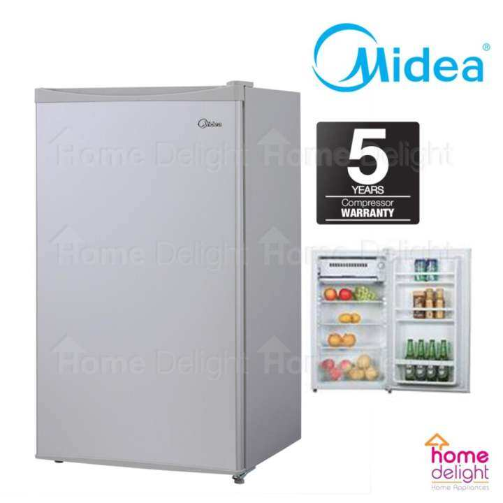 Midea MS-93 Single Door Refrigerator 92L