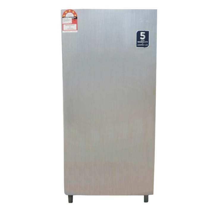 Midea MS196 Single Door Refrigerator 5star Energy saving