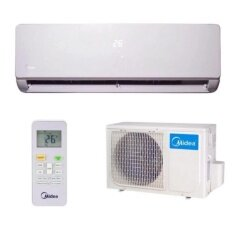 Midea MSK4-09CRN1 Aircond 1HP with Ionizer Air Conditioner R410a