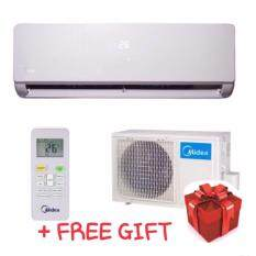 Midea MSK4-09CRN1 Aircond 1HP with Ionizer Air Conditioner R410a 3 Star Rating Energy Saving