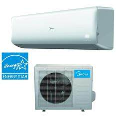 Midea MSMB-09CRDN1 1.0HP INVERTER with Ionizer Air Conditioner - 5 star Energy Saving (1.0hp, Inverter)