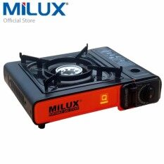 Milux Portable Steamboat Gas Stove Kk 2002