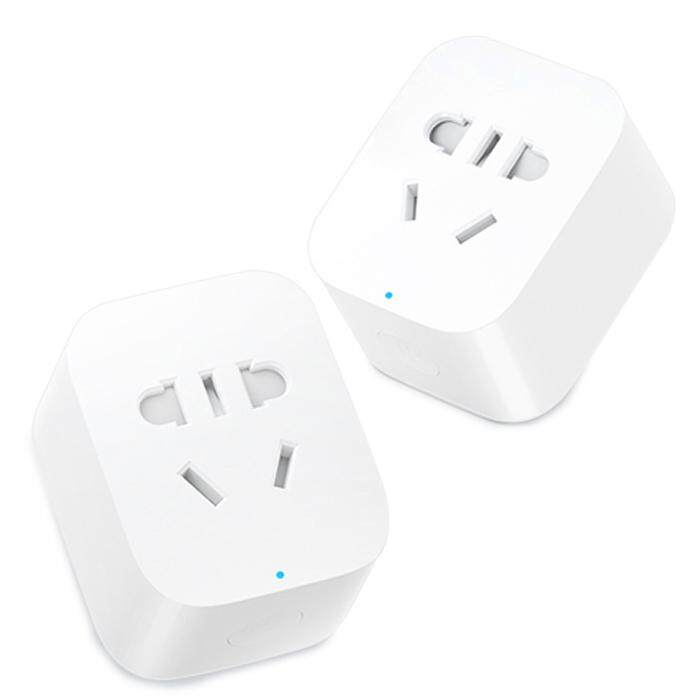 Original Xiaomi Mi Smart Wifi Socket App Remote Control Timer Power Plug For Electrical Appliance Intl On Line