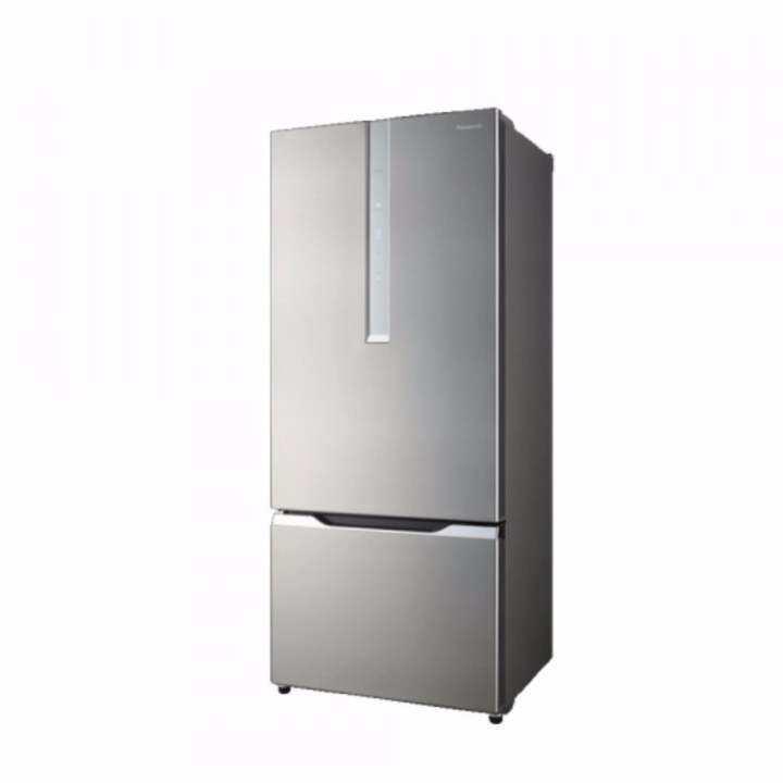 Panasonic 602L ECONAVI Inverter 2-Door Refrigerator PSN-NRBY608XS