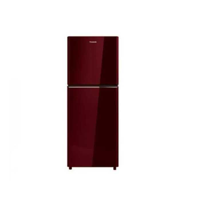 Panasonic Glasses Door Top Freezer Fridge NR-BN211GR(Red) New 2016
