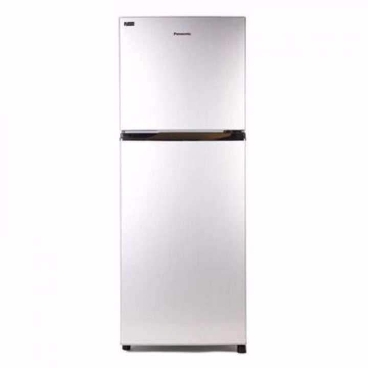 *2017 Model* Panasonic NR-BL348VS 333 Litres 2-Door Top Freezer Refrigerator