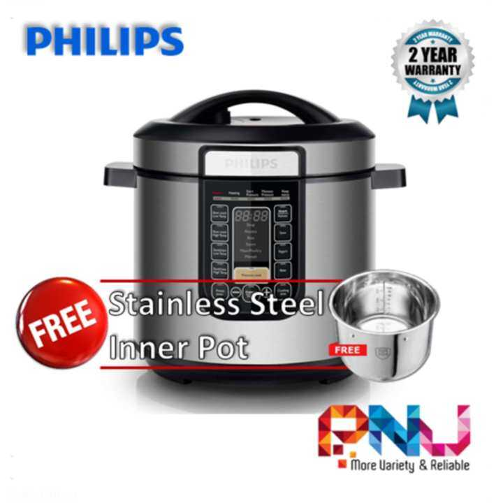 Philips All In One Pressure Cooker HD2137