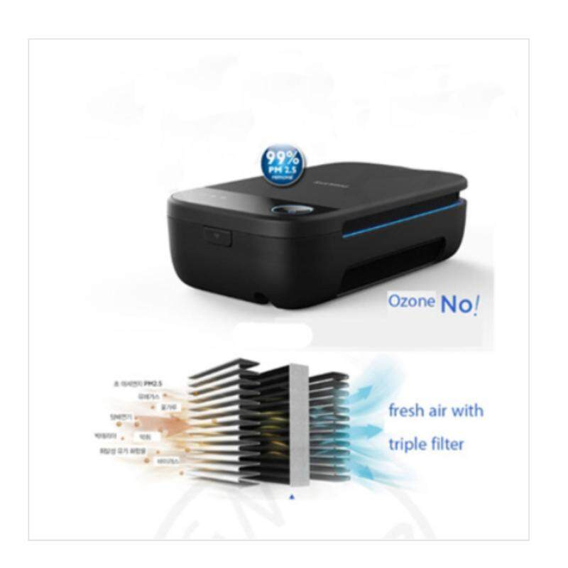 Philips New GoPure SlimLine 210 Air Cleaner for Car Use / Filter Type / Finedust 99.9% Removal Singapore