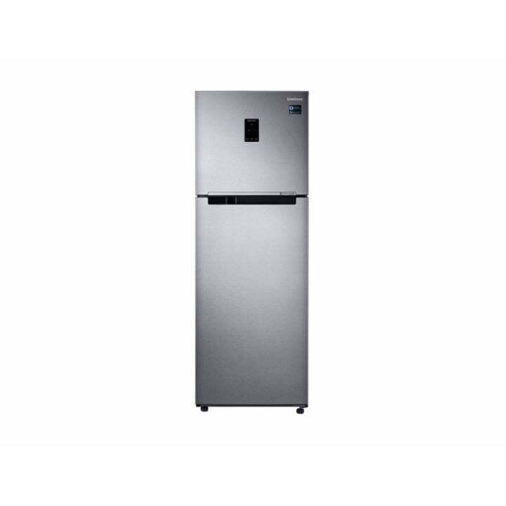 Samsung RT32K5552SL Twin Cooling Plus 2 Door Inverter Refrigerator 410L (Silver)