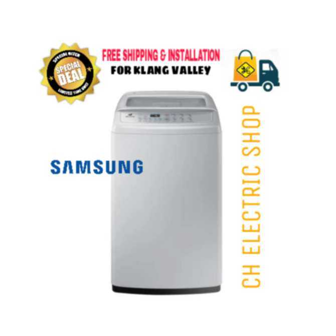 SAMSUNG WASHING MACHINE 7KG - WA70H4000SG/FQ - FREE DELIVERY AND INSTALLATION
