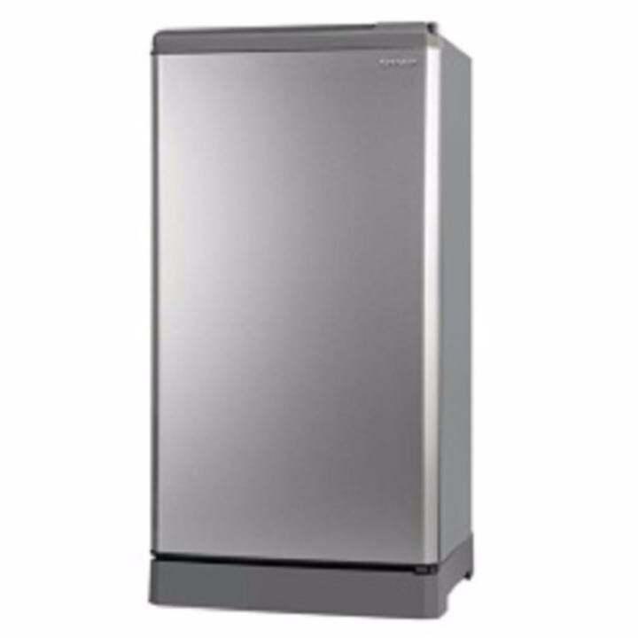 Sharp 1 Door Fridge 165L SJD186MSL