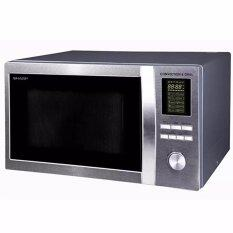 Sharp R854ast 32l Convection Microwave Oven By Mushroom.