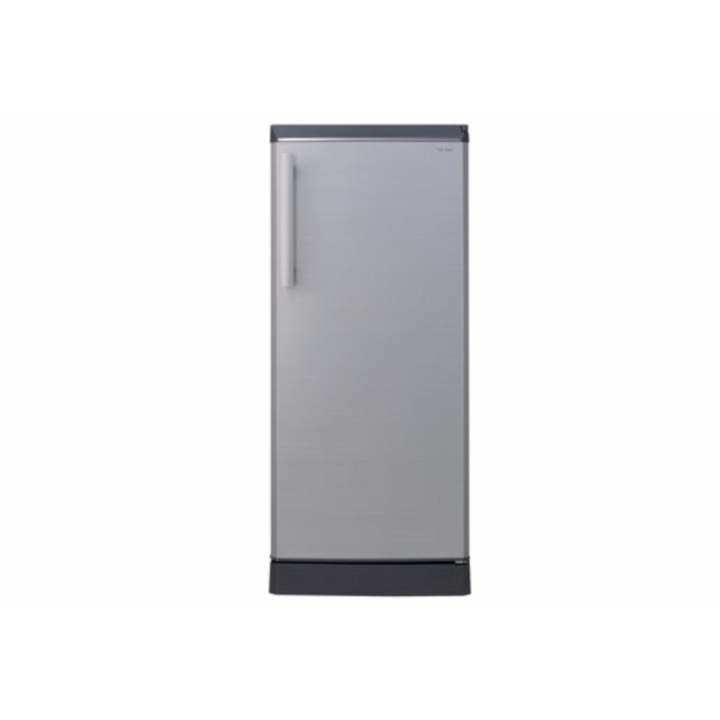 Sharp SJD186MSL 165L Single Door Fridge