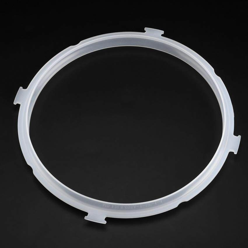 Hình ảnh Silicone Sealing Ring Gasket Replacement for Midea Electric Pressure Kitchen Tool (5/6L) - intl