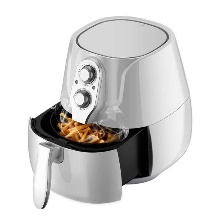 Smart Home Intelligent 3 2l High Capacity Air Fryer White