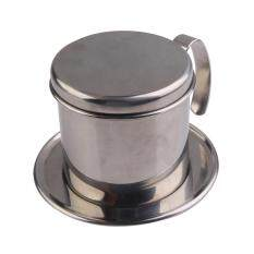 Stainless Steel Metal Vietnamese Coffee Drip Cup Filter Maker Strainer By Trustinyou.