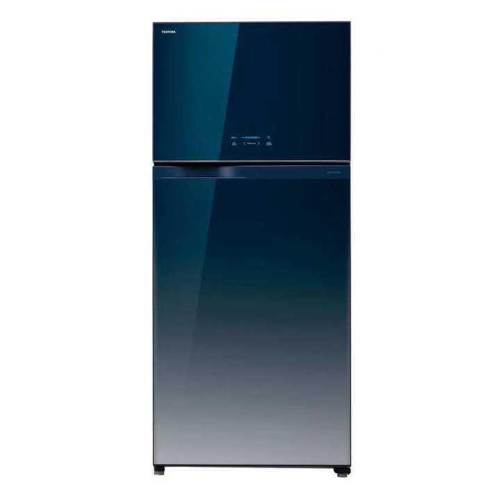 Toshiba 2-Door Inverter Refrigerator GR-WG76MDAZ(GG)