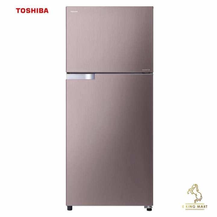 Toshiba INVERTER 430L 2 Door Refrigerator GR-T43MBZ (Random Colour)