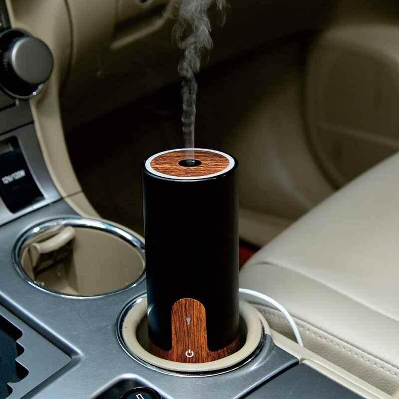 USB Ultrasonic Mini Vehicle Perfume Machine Air Purification Humidifier