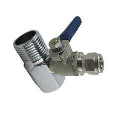 Water Filter 1/4 To 1/2 T-Valve For All Water Filter System By Ezbuy 360.