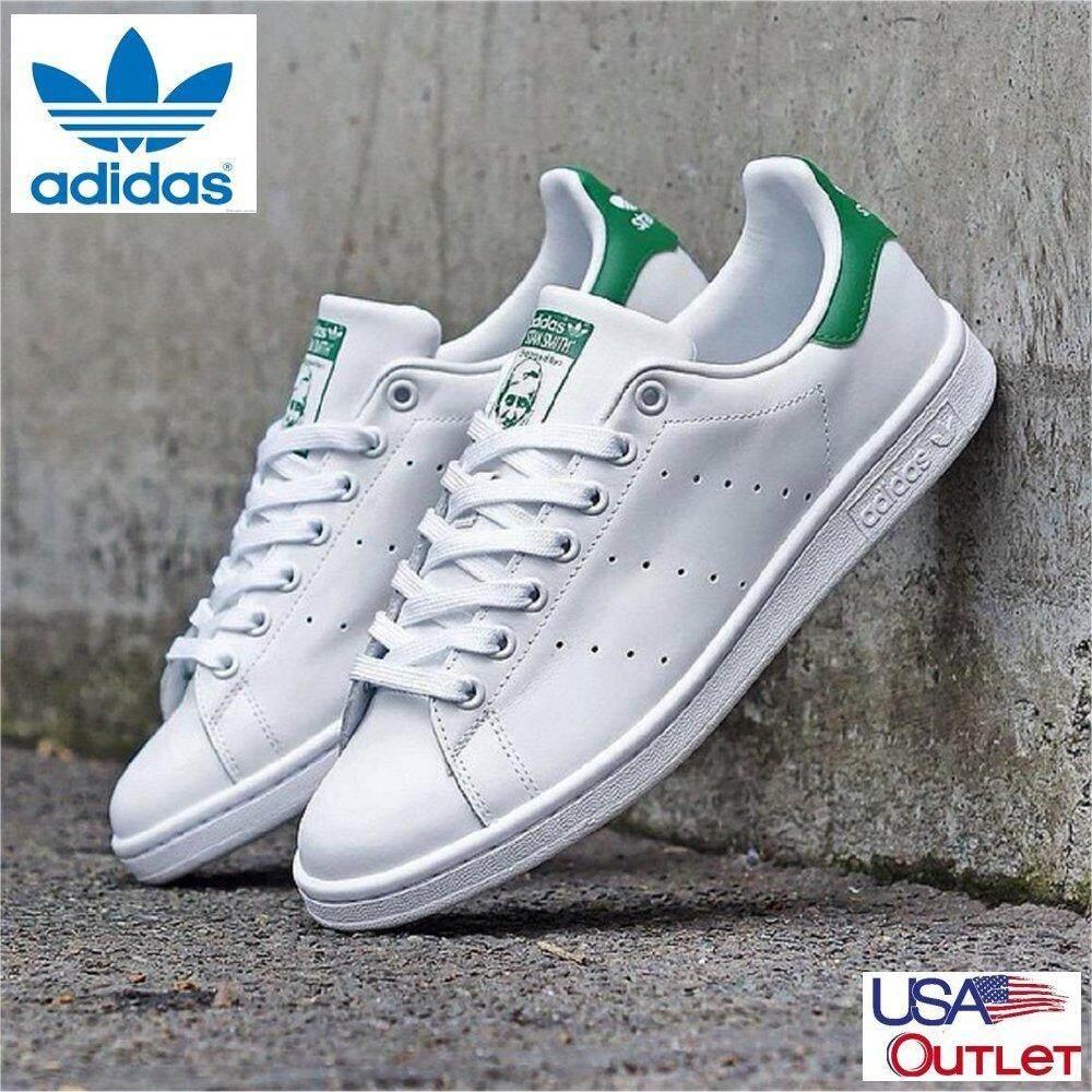super popular 2afb9 c7dbc Adidas Unisex Originals Stan Smith M20324 Shoes 100% Original