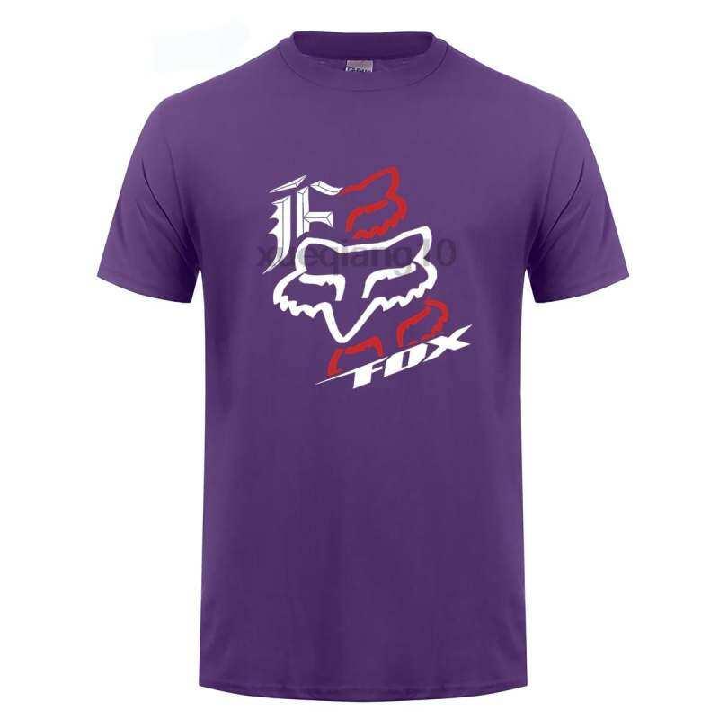 2022 Terbaik Jual Tshirt Fox T-shirt Balap Pakaian Logo Desktop Wallpaper
