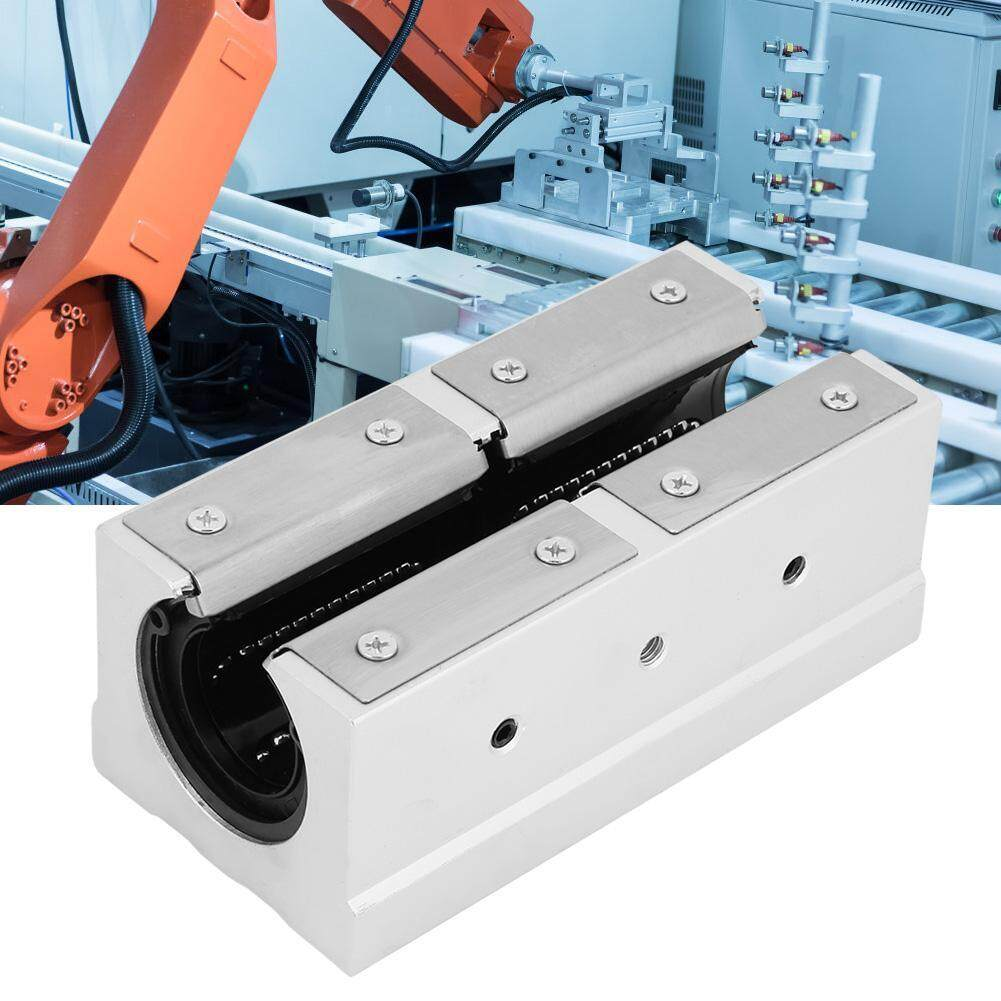 Sbr30luu 30mm Aluminum Open Type Linear Motion Bearing Slide Block By Minxin.