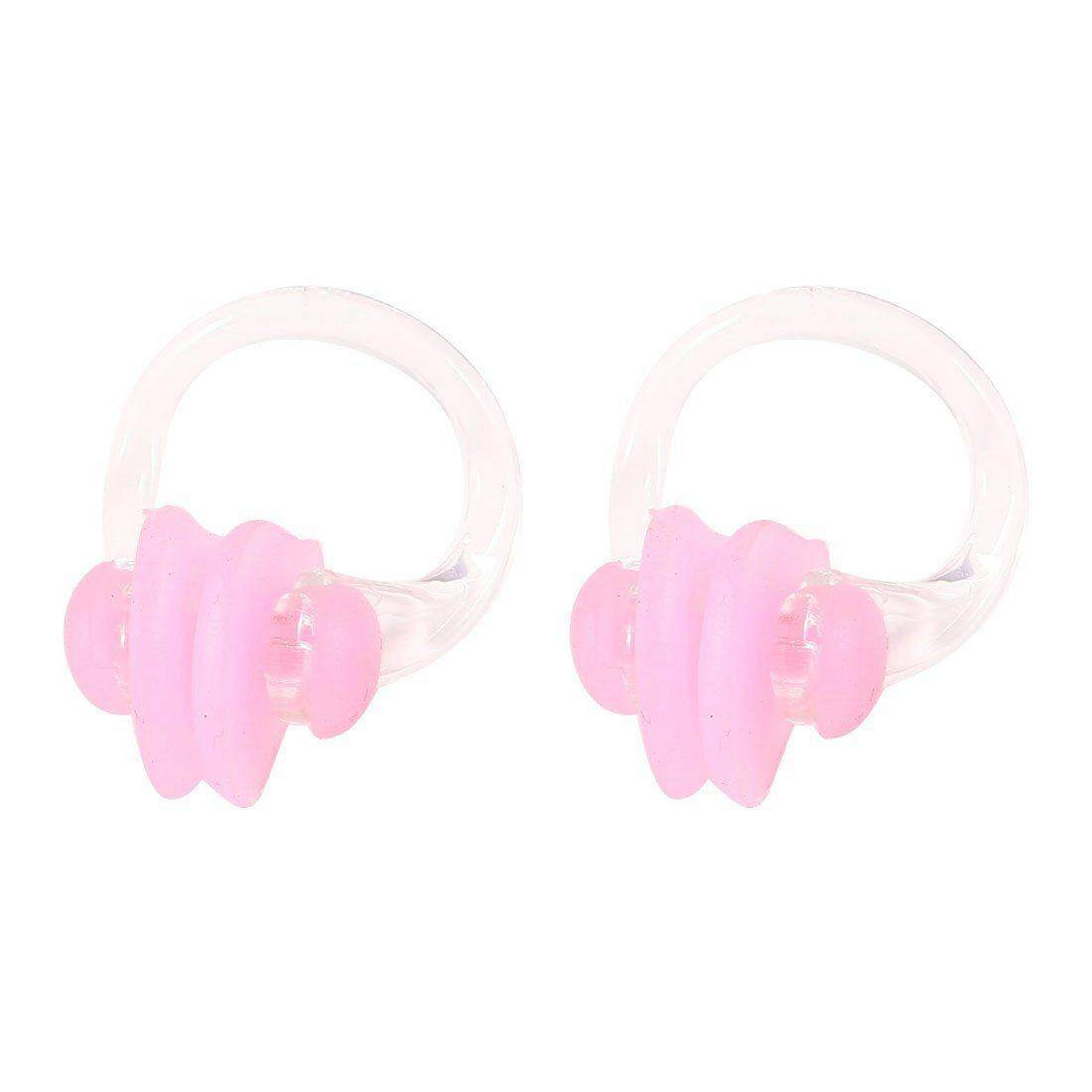 Protective Silicone Nose Clip Pink - 2 Pieces By Lefueletronic.