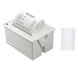 Aibecy Mô-đun Máy In Nhiệt Nhúng 58Mm Mini Máy In Mã Vạch Vé Nhận POS Hỗ Trợ Lệnh In ESC POS Có USB Giao Diện RS232 TTL thumbnail