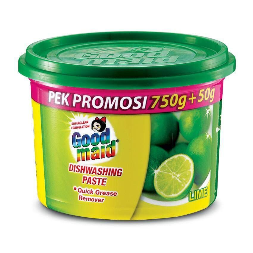 Good Maid Dishwashing Paste 800g(Lime)