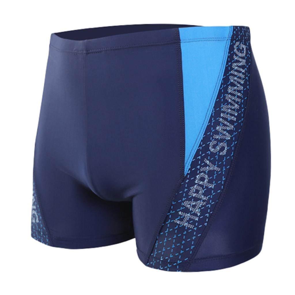 Suolede ผู้ชายพิมพ์ไนลอนเซ็กซี่ Breathable ในตัวแนวลำแสงกางเกงกางเกงว่ายน้ำออกแบบแฟขั่นว่ายน้ำดำน้ำวัสดุที่มีคุณภาพสูง By Suolede.