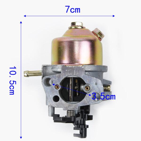 Bộ chế hòa khí carbfor MTD OHV động cơ cho máy cắt cỏ 751-10309 & 951-10309 MTD