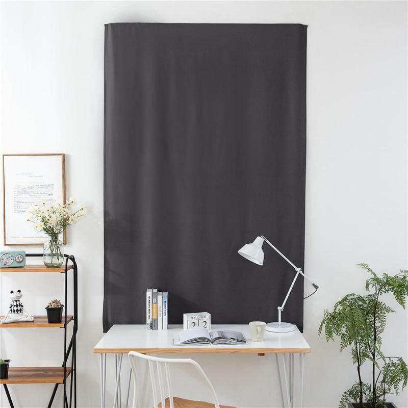 [Chinatera] Rèm Tự Dính Màu Xám Rèm Cửa Sổ Chắn Sáng Dành Cho Phòng Tắm