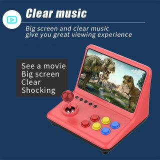Máy Chơi Điện Tử Gia Đình A12 HD 9 Inch, Máy Chơi Game Arcade Hoài Cổ Với Thẻ Nhớ TF Kết Nối HDMI thumbnail