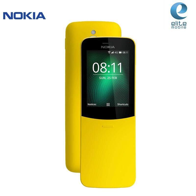 [ORIGINAL] Nokia 8110 4G (Nokia Malaysia Warranty)