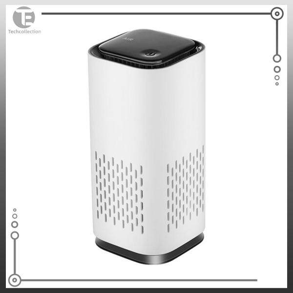 Low Noise Anion Air Purification USB Air Purifier Air Freshener Ionizer Cleaner Home Appliances Singapore