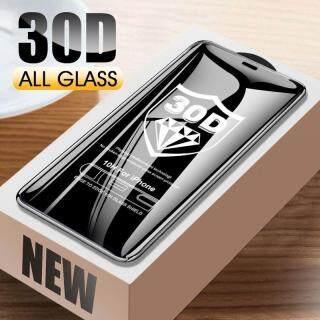 RHR 30D Kính Bảo Vệ Trên Cho iPhone 6 7 8 11 X XS Max XR 11 PRO Kính Bảo Vệ Màn Hình Cong Kính Bảo Vệ Toàn Bộ Cho iPhone 11 Pro Max iPhone 6 Plus 7 Plus 8 Plus thumbnail
