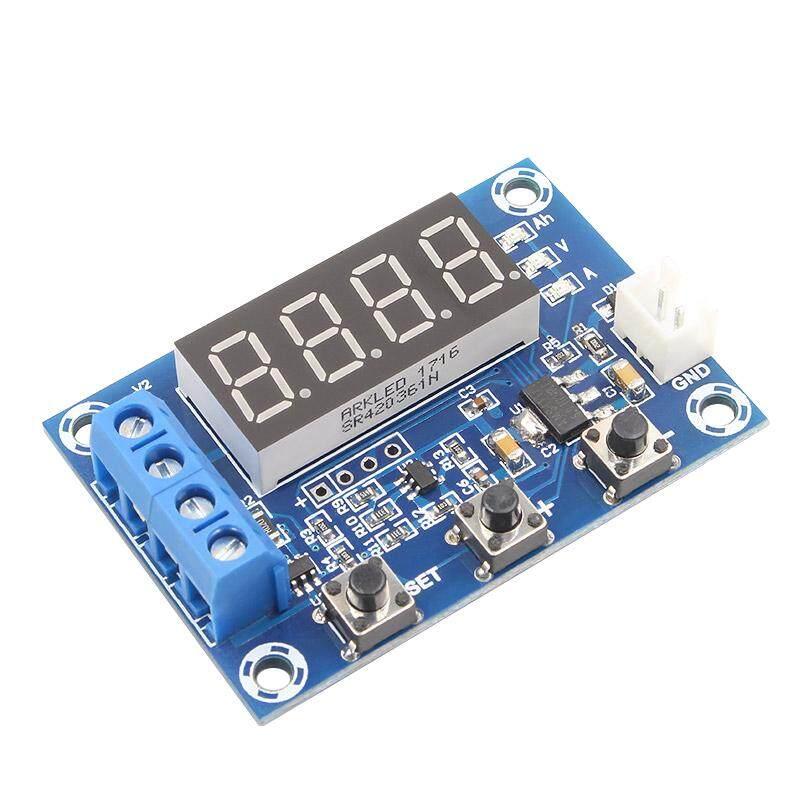 Battery Capacity Tester Storage Battery Li-Ion Lithium Battery Real Capacity Ah Measurement Module Xh-M354