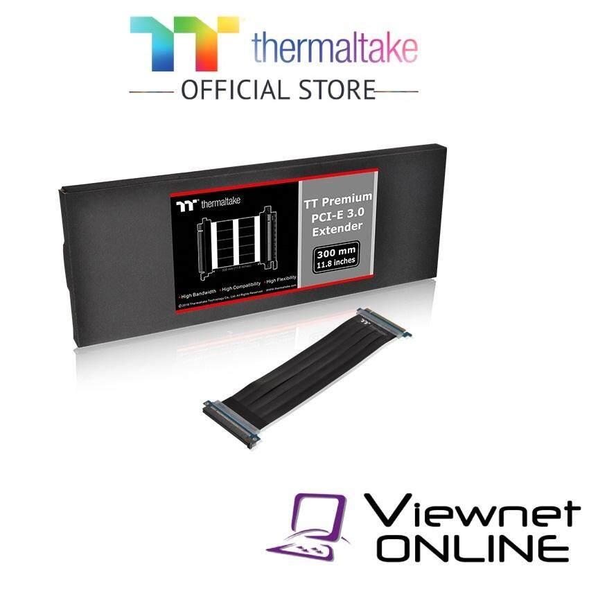 Thermaltake TT Premium PCI-E 3.0 Extender – 300mm (AC045CN1OTNC1) Malaysia
