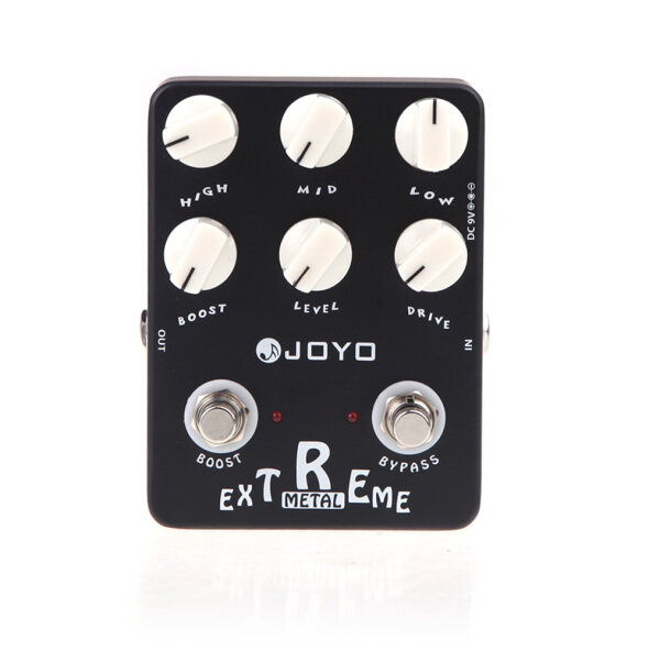 JO-YO JF-17 Guitar Effect Pedal Extreme Metal Distortion Malaysia