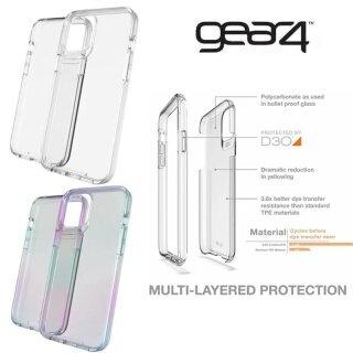 Gear4 Ốp Pha Lê Palace Ốp Bảo Vệ Chống Rơi D30 Cho Apple iPhone 13 12 12 Pro 12 Mini 12 Pro Max Ốp Điện Thoại Màu Sắc Trong Suốt thumbnail